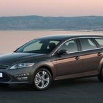 FORD MONDEO STATION WAGON Grey 1-3 pax