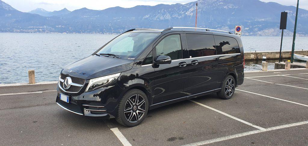 Mercedes V Class Bologna