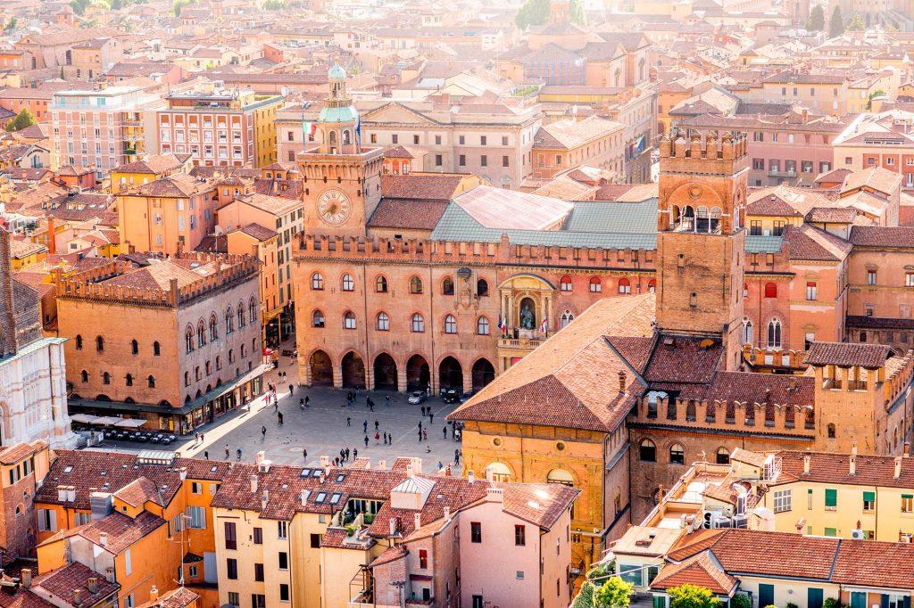 Bologna city transfer